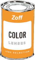 zoff color lenses
