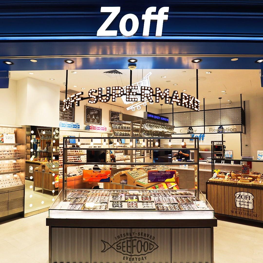Zoff at ION Orchard Store_optical_japanese eyewear