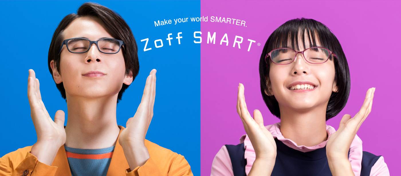 Zoff SMART Collection_2019_Eyewear Glasses_Light Flexible Tough Comfortable Spectacles