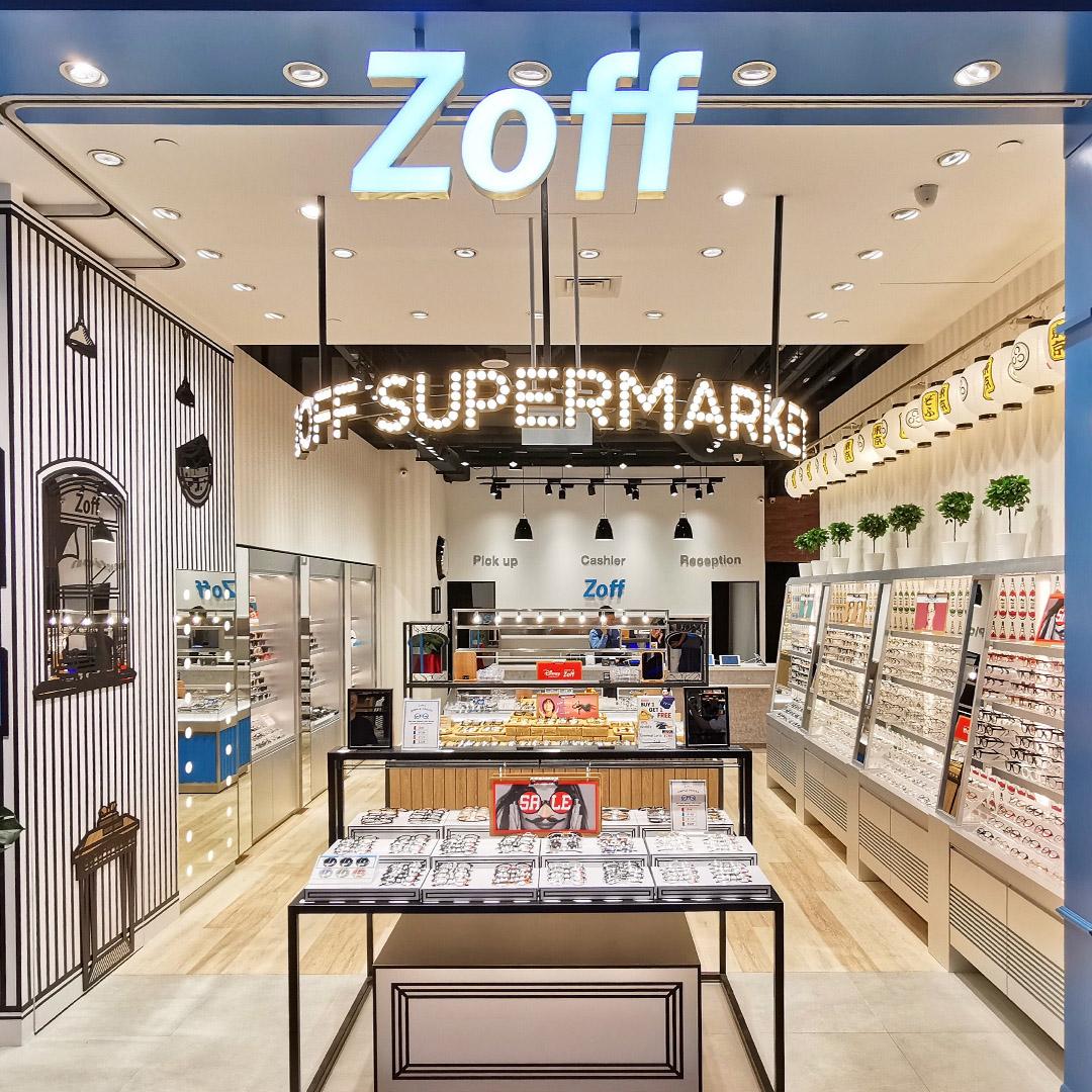 Zoff at Funan Store_optical_japanese eyewear