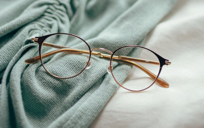 Trendspotting_Two Colours_Sage Green 3_Zoff CLASSIC Glasses