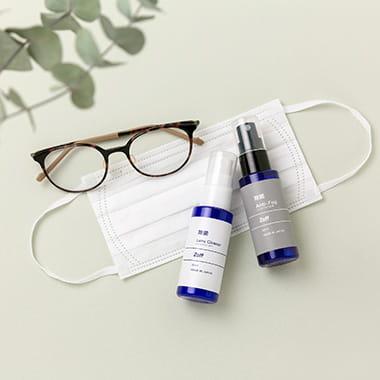 Anti-fogging measures for eyewear_Zoff Anti-Fog Spray and Lens Cleaner Spray_